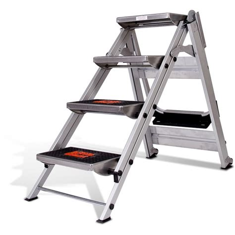 safety step stool australia safety step stair ladder 4 steps 0 92m