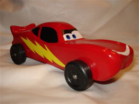 Lightning Mcqueen Pinewood Derby Car Template Pinewood Derby Car Lightning Mcqueen Template Html Autos Weblog