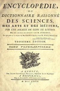 enciclopedia illuminismo evoluci 243 n hist 243 rica de la enciclopedia diderot y la
