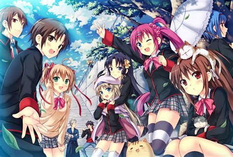 Anime Best Friends Group Boys And Girls Google Search Anime Friends Boy And
