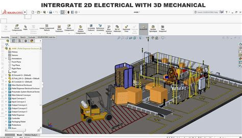 layout design solidworks hertford system industrial technology consultations
