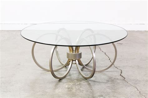 vintage glass coffee table vintage supply store