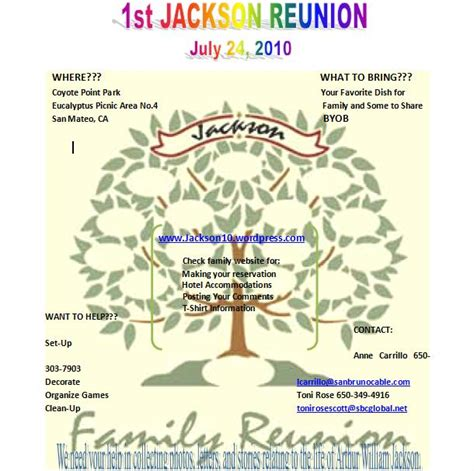 family reunion flyer template reunion flyer template ideas pictures to pin on pinsdaddy