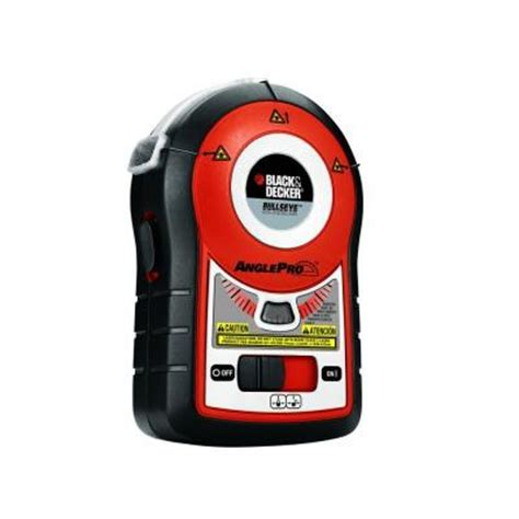 black decker bullseye auto leveling laser level bdl170