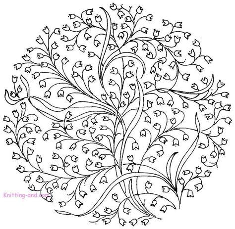 Bantal Stitch Big free flower design i imagine knots satin or