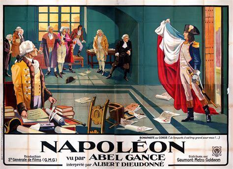 abel gance marseillaise movie poster of the week abel gance s napoleon on