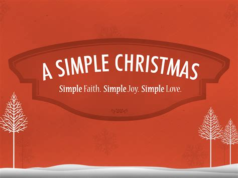 simple christmas simply god 101