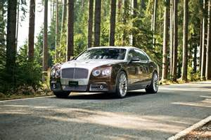 Mansory Bentley Flying Spur Official Mansory Bentley Flying Spur Gtspirit