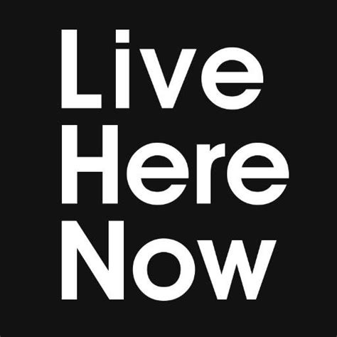 here and now 7online live here now lhn recording twitter