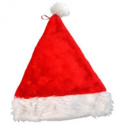 santa hat jacobson deluxe plush santa hat novelty hats view all