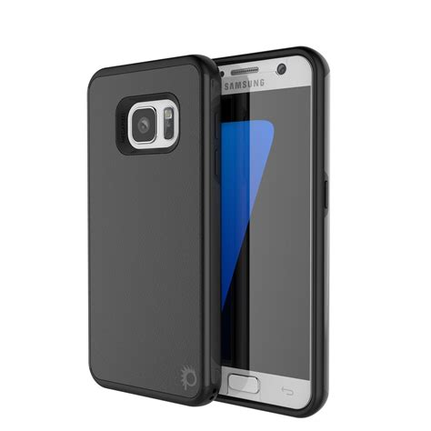 Seasand Ultra Slim Cover Black Samsung Galaxy S7 Edge galaxy s7 punkcase galactic series