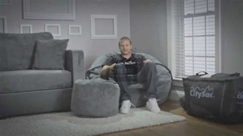 lovesac the big one lovesac product guide citysac overview youtube