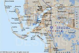 map fort myers florida area 164 ft myers florida preconstruction investment duplexes