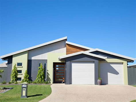 single houses single storey facade ideas realestate com au