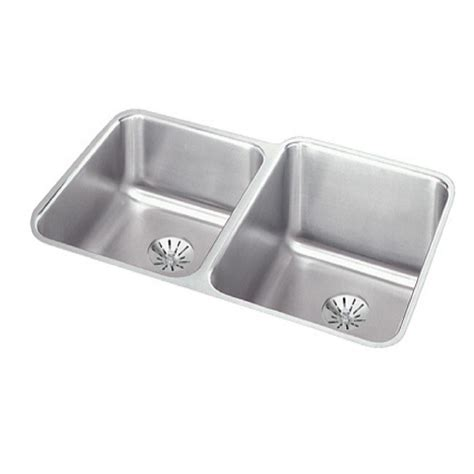 elkay undermount stainless steel kitchen sink elkay undermount stainless steel 31 in single bowl