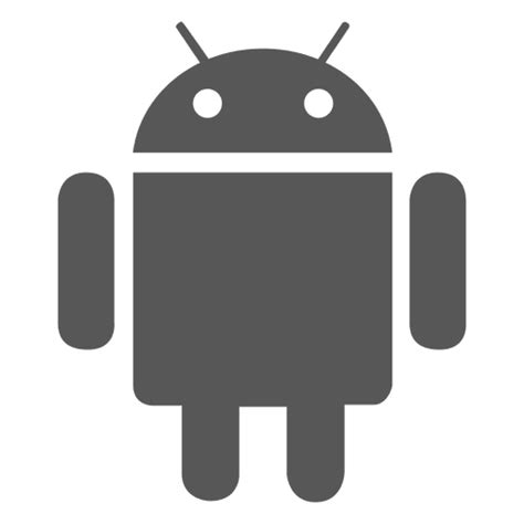 transparent apk android icon transparent png svg vector