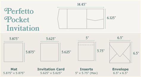 DIY Wedding Invitations Guide   Cards & Pockets