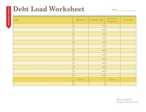 debt management spreadsheet spreadsheet templates for