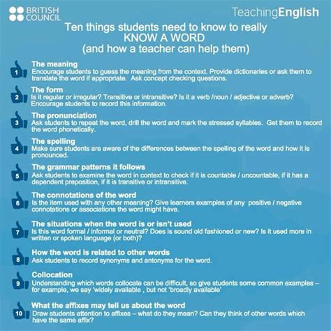 10 things need to learn finding ten important things for students that learn