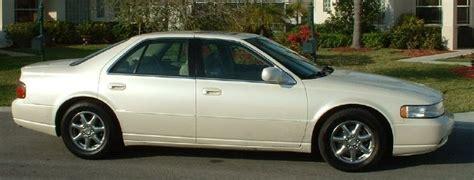 2000 Seville Cadillac History