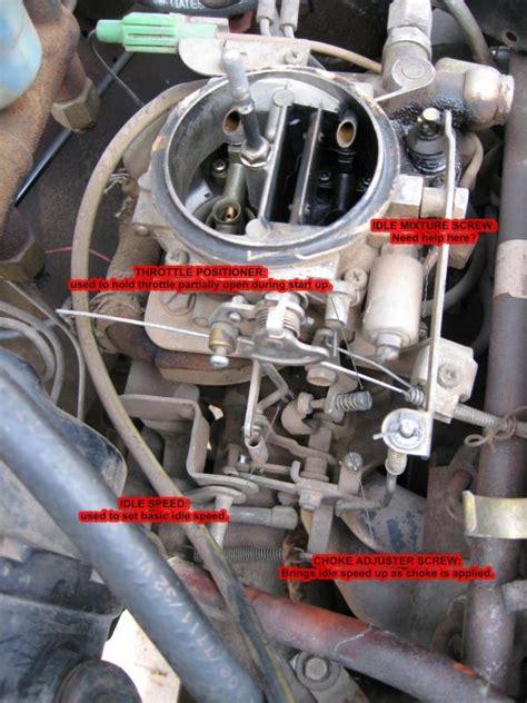 adjusting  tuning   fj carburetor ihmud forum