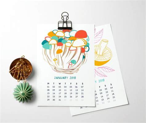Calendar 2018 Design Ideas These 35 Calendar Ideas For 2018 Will Astonish You