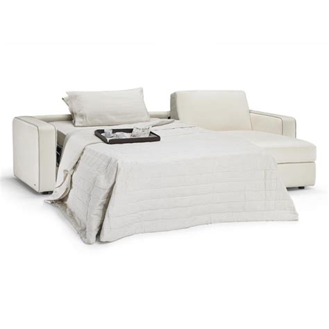 natuzzi chaise lounge natuzzi editions pescara sofa bed with storage chaise