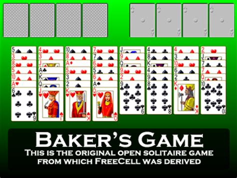 how to play solitaire a beginnerã s guide play baker s solitaire with pretty solitaire