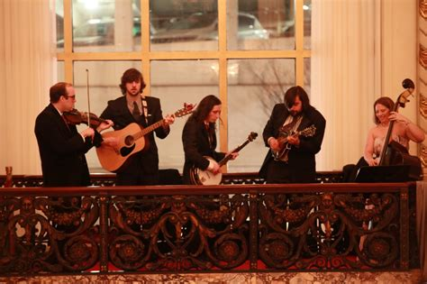 Shelf Band by Lively Lineup For Whiskey Rebellion Festival 2014