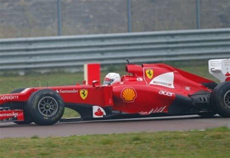 O Ferrari Srl by Vettel Fiorano Ferrari F 2012 29 Novembre 2014