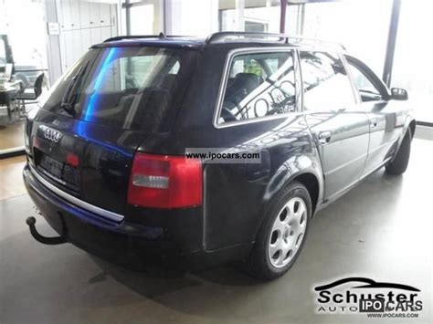 automobile air conditioning repair 2003 audi a6 on board diagnostic system 2003 audi a6 avant tdi 2 5 automatic air conditioning towbar alu car photo and specs