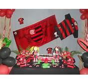 Decora&231&227o E Projetos – De Festa Infantil Tema Flamengo