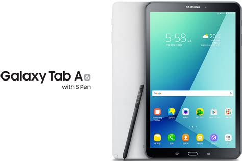 Galaxy Tab A want the new s pen without the exploding phone you ll the 2016 galaxy tab a tablet