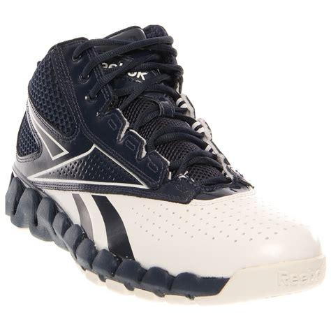 reebok zigs basketball shoes reebok zig pro future blue basketball shoes and free