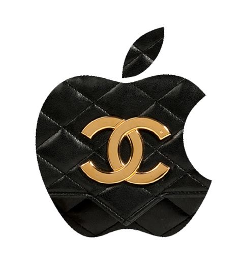 Chanel Apple humor chic humor chic luxury technology apple ceo tim cook and apple s new vice president