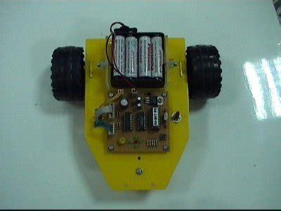 membuat robot line follower dengan mikrokontroler berbagi tulisan cara membuat robot line follower tanpa
