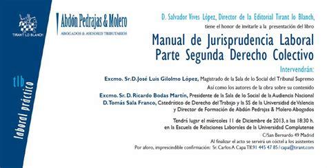 jurisprudencia fiscal diciembre 2013 presentacion manual de jurisprudencia laboral parte