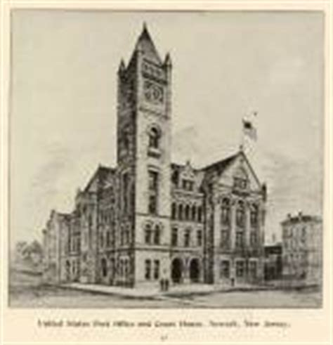 Us Post Office Newark Nj by Photographs Of Buildings Built With Bedford Limestone