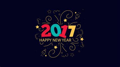 jan 2017 new year 10 fonds d 233 cran pour souhaiter une bonne 233 e 2017