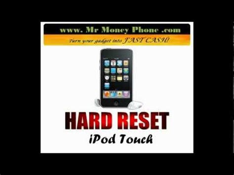 reset ipod online hard reset ipod touch wipe data master reset restore to