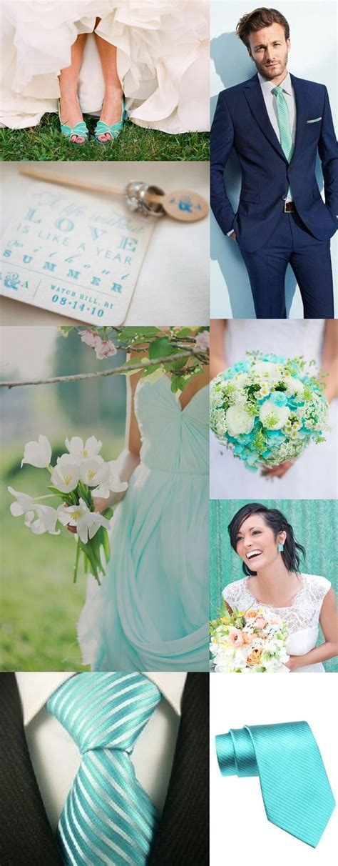 aqua green wedding ideas aqua blue wedding ideas shades of green wedding trends