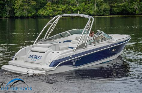 boat bowrider sale formula 260 bowrider boat for sale from usa
