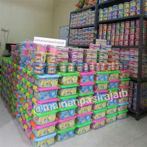 Mainan Edukasi Pasir Ajaib Castle Termurah 1 jual pasir warna mainan anak mainan anak