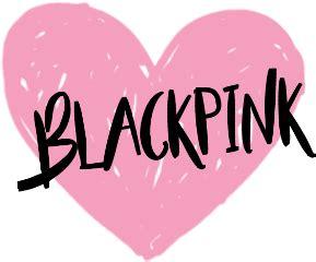 blackpink logo png blackpink jennie lisa ros 233 wallpaper wallpaperkpop kpop