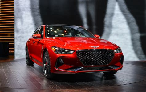 Hyundai Genesis G70 2020 by 2020 Hyundai Genesis G70 Colors Options 2020 Hyundai