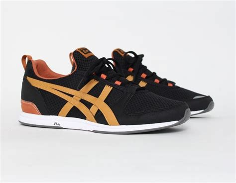 Sepatu Asics Onitsuka Tiger Biru Running Olahraga Casual Pria asics onitsuka tiger ult racer black trainers look casual and casual
