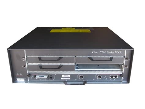 Router Cisco 7200 7206vxr npe g1 ict hardware it distributors europe
