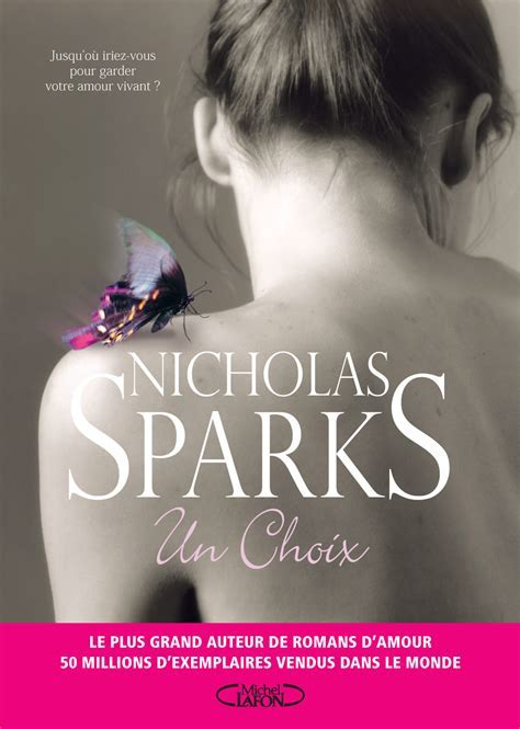 Nicholas Sparks UK The Choice