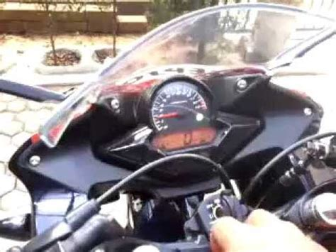 Lu Led Motor Cbr 150r new cbr 150 fi repsol modification how to save money and do it yourself