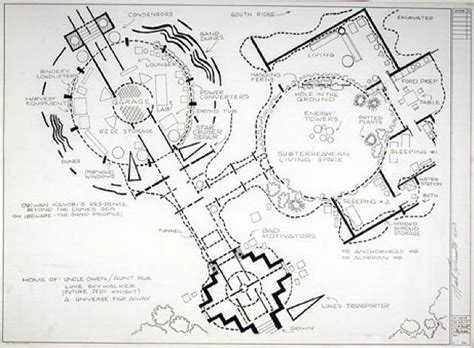 The Simpsons Floor Plan by Blueprint Of Houses The Jetson Flintstone And Star Wars